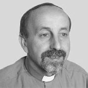 o. Piotr Więcek SJ