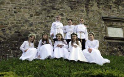 Dzieci w Zakopanem
