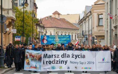 2019: Marsz dla Życia i Rodziny